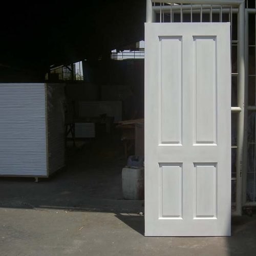 Colonial 4P White Primed 2040x820x40