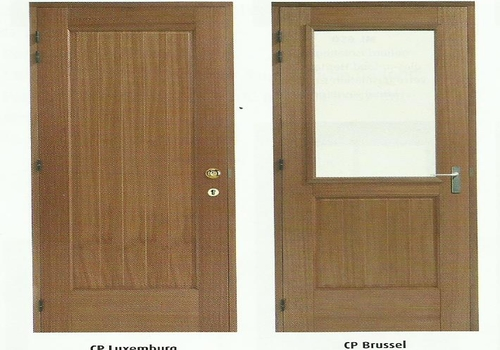 Meranti Engineered Doors